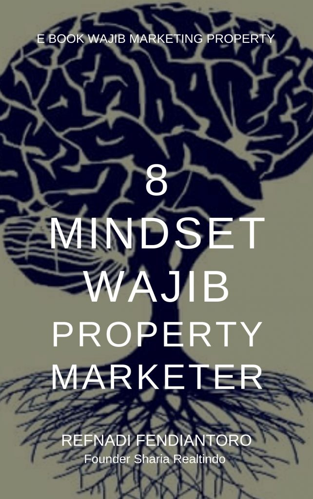 E Book 8 Mindset Wajib Property Marketer
