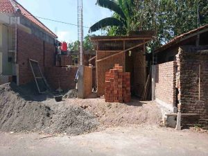 Pembangunan Rumah Dijual di Kota Bantul