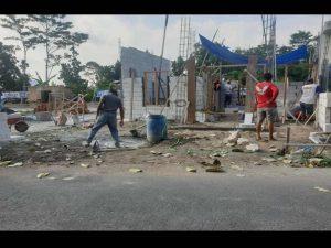 Pembangunan Tropical Village