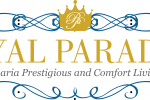Logo De Royal Paradise Gold Crown2
